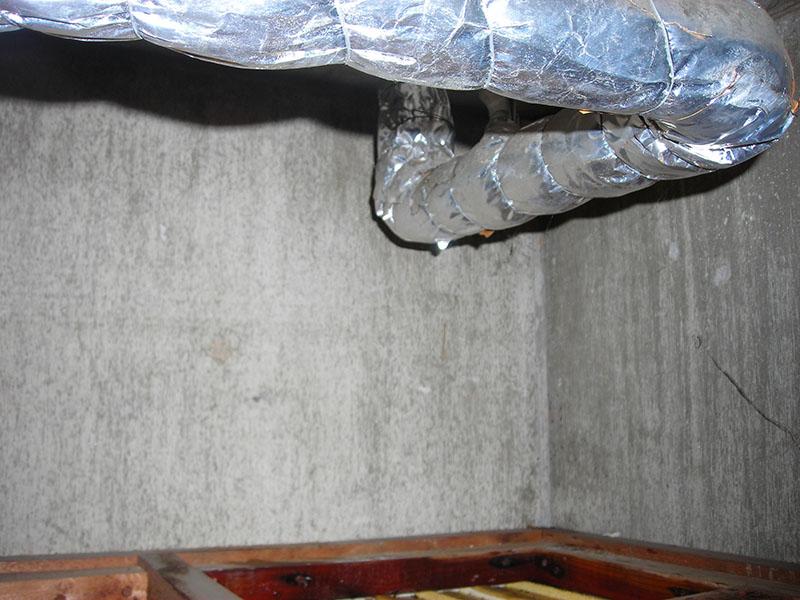 1.下階、漏水状況