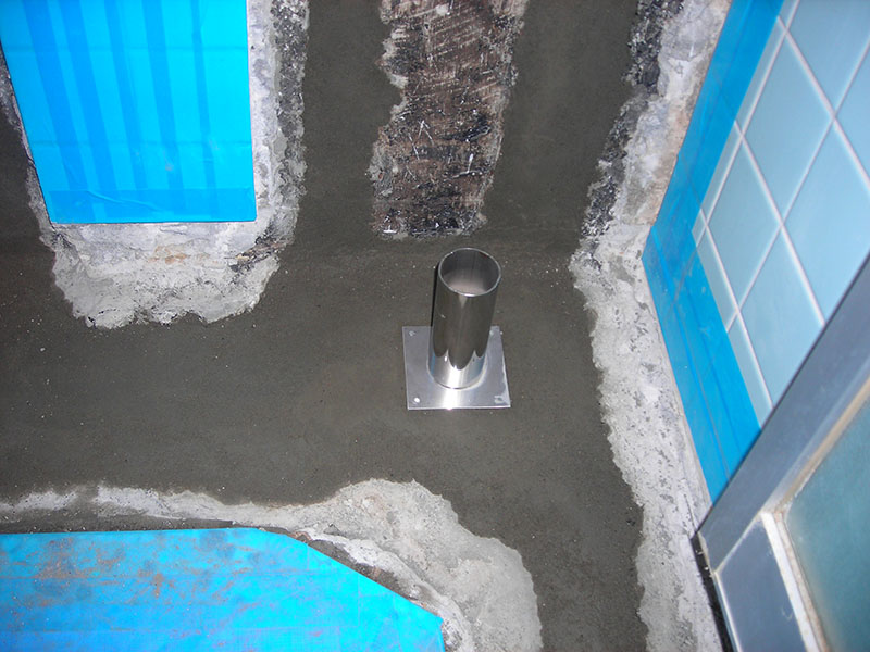 14.壁床復旧(防水下地)