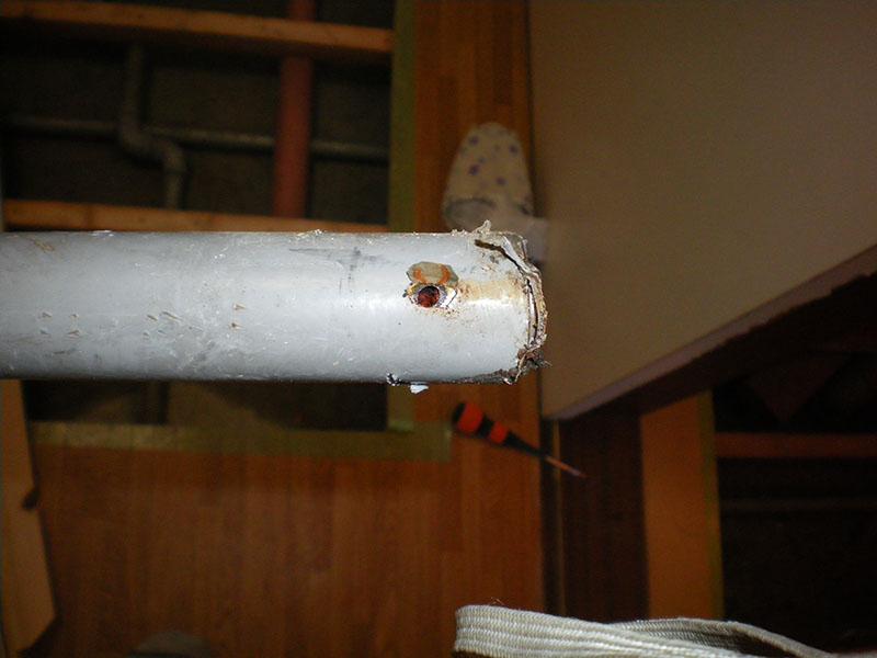 5.漏水管(穴)