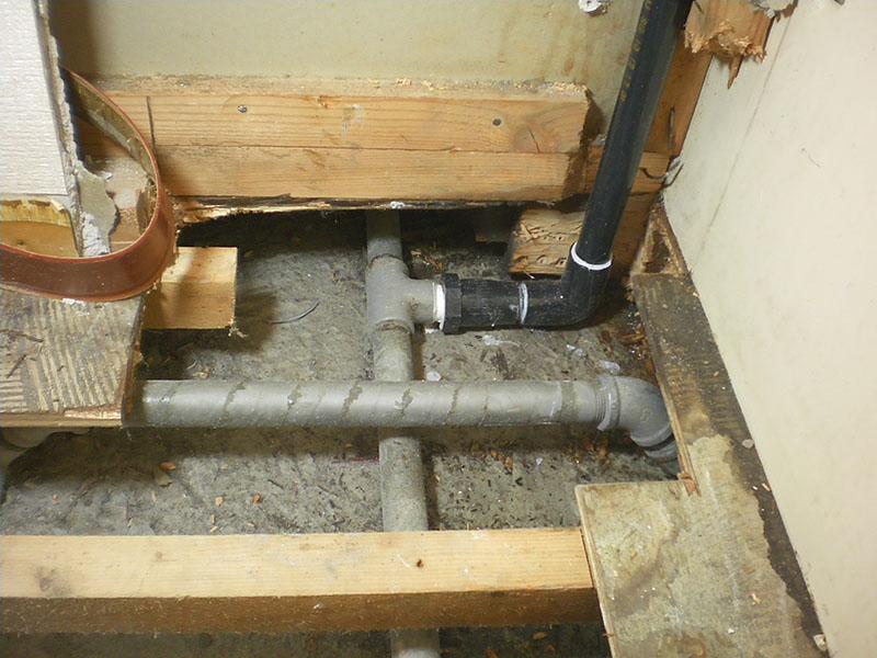 7.漏水管補修