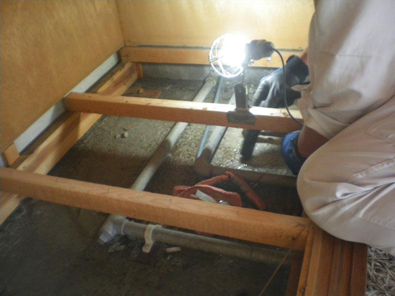4.漏水調査