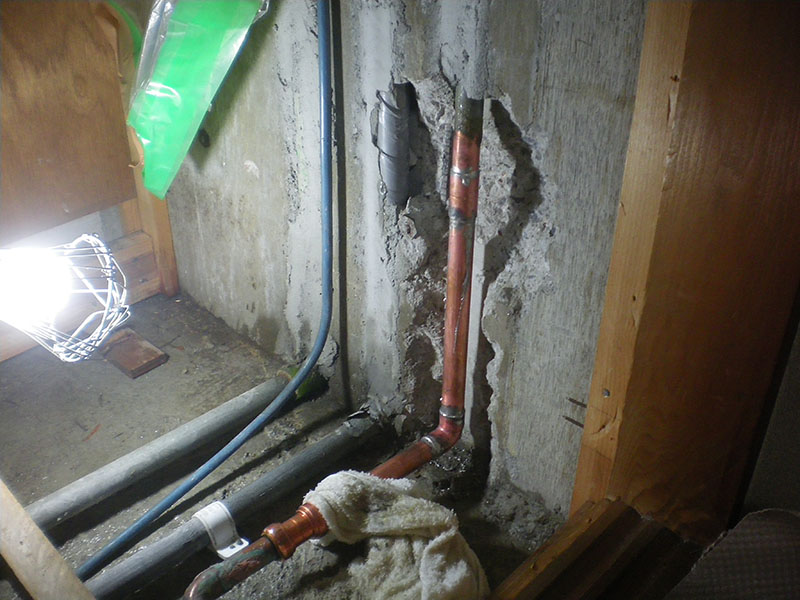 8..漏水管補修