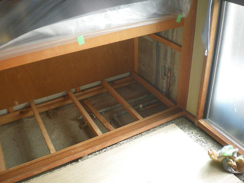 9.漏水管補修